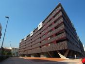 Edificio en Urban Galindo -
