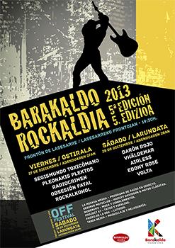 Barakaldo Rockaldia